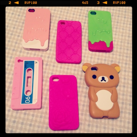 capinha IPhone